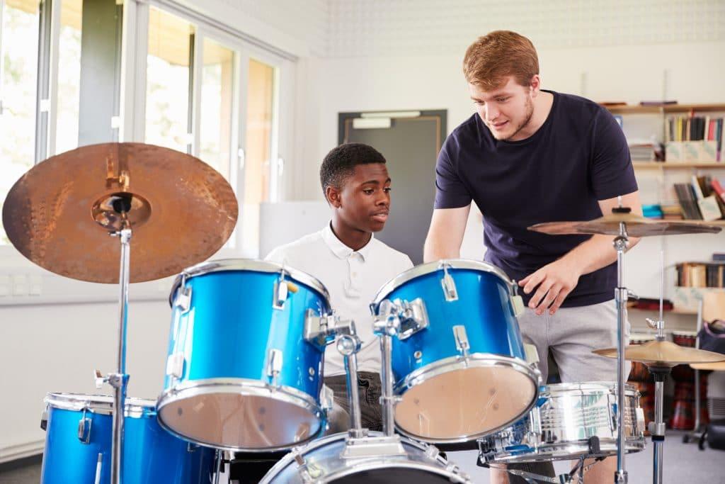 drums lessons milton keynes